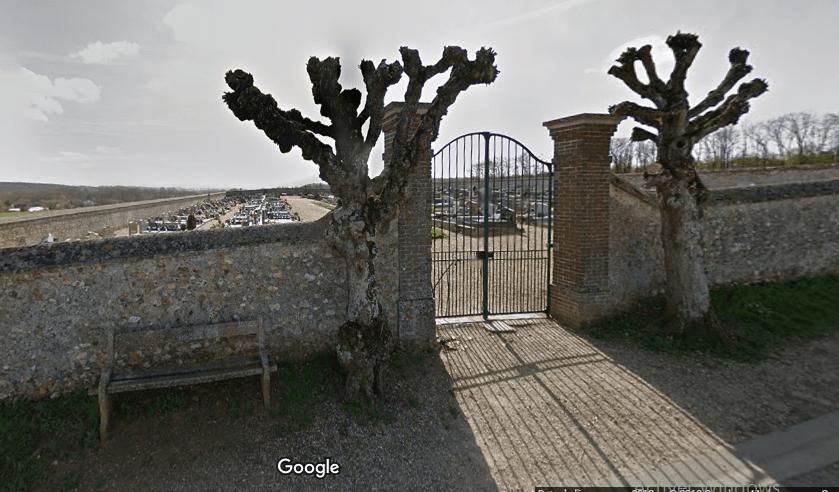 cimetière de Chaudon