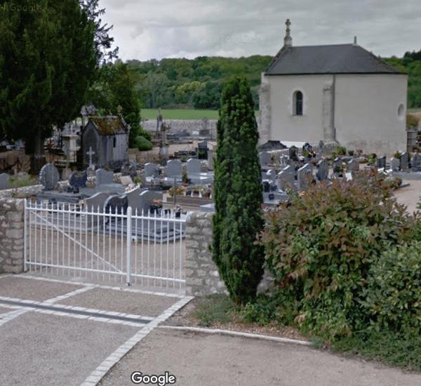 Cimetière deLa-Chaussée-Saint-Victor