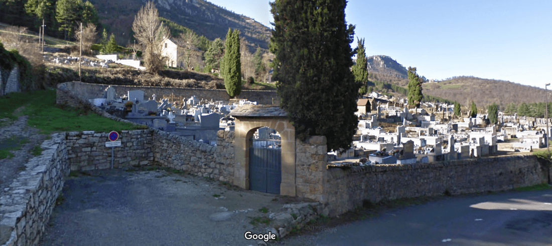cimetière 20 Route du Causse