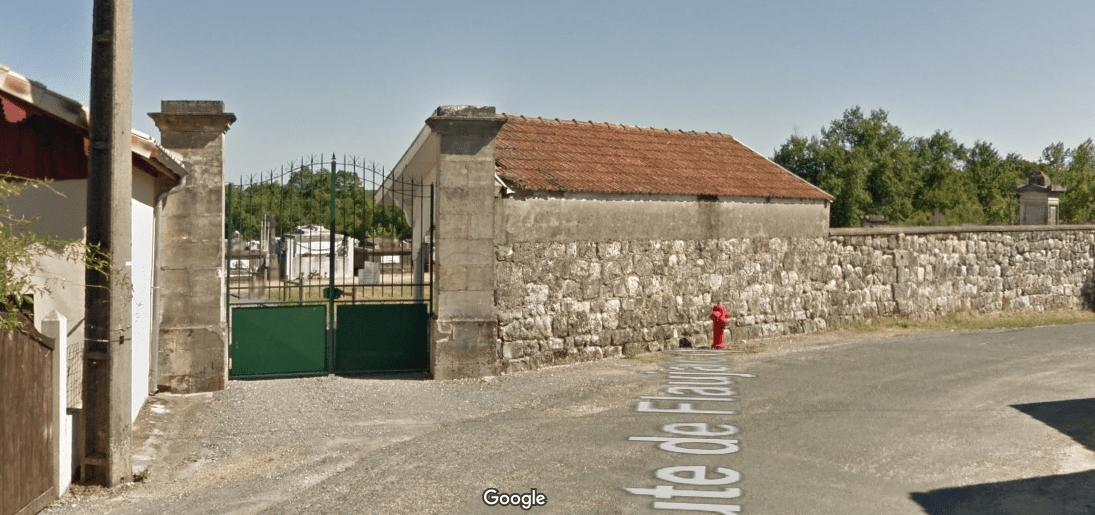 Cimetière 29 Route de Flaujacq
