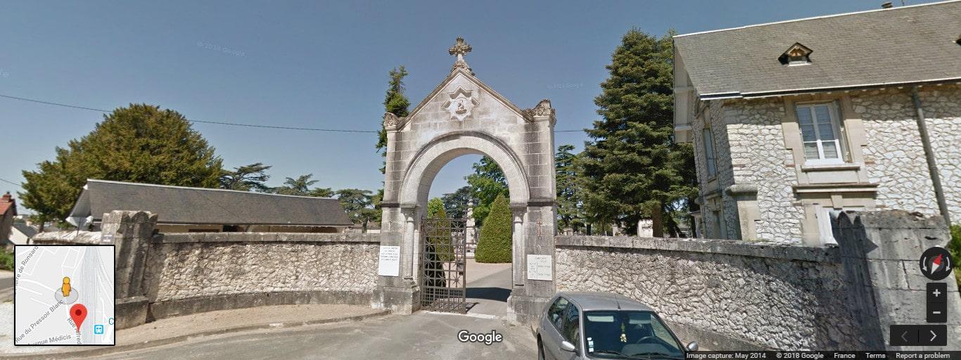 Cimetière Blois-Ville