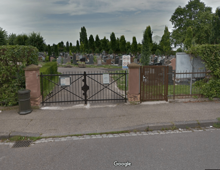 cimetière Polygone de Strasbourg