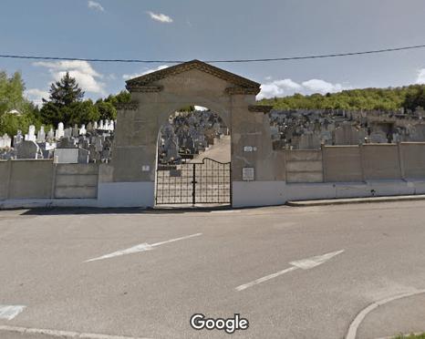 cimetièrede Roche-la-Molière