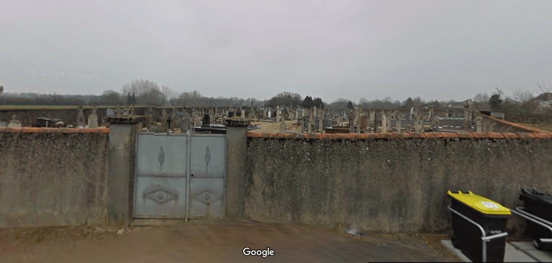 Cimetière Rue de l'Égalité de Lathus-Saint-Rémy