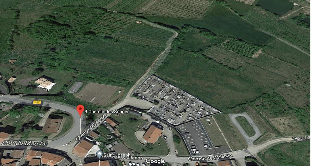 Cimetière communal de  Cellieu
