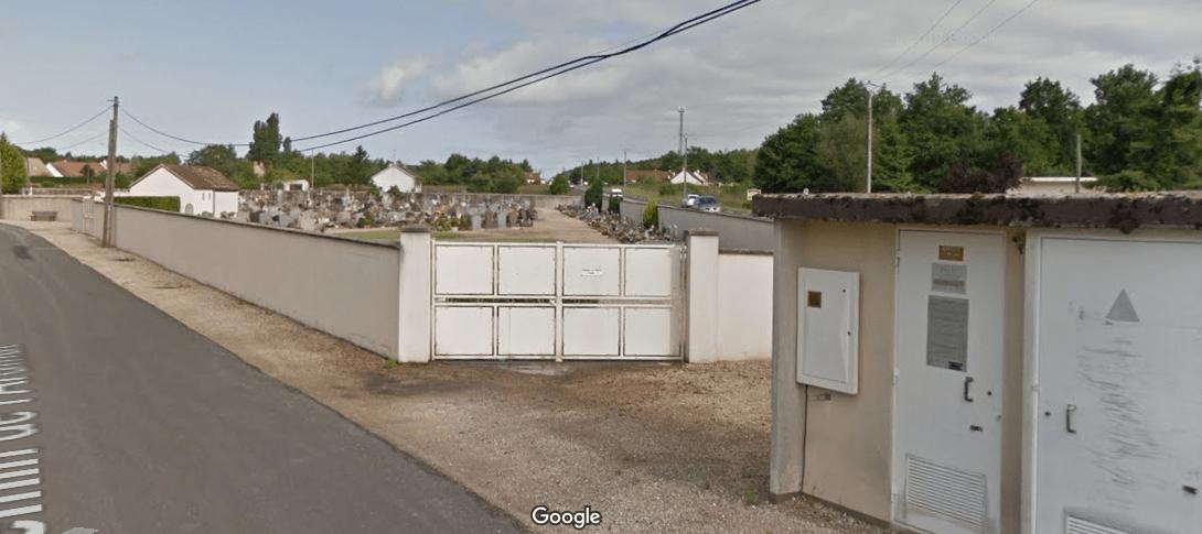 Cimetière communal de  Mur-de-Sologne