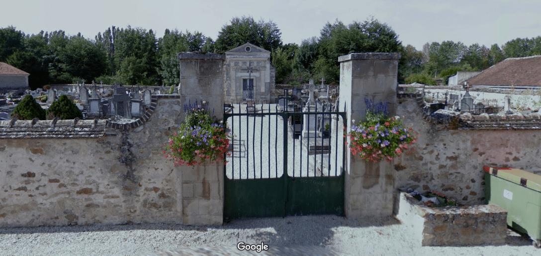 Cimetière communal de Pont-sur-Seine