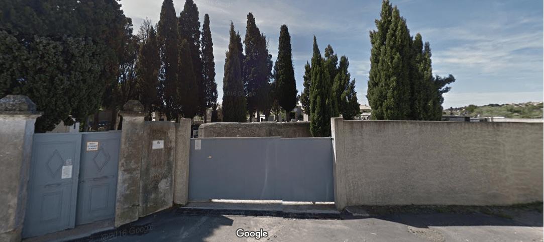 Cimetière communal de Bouzigues