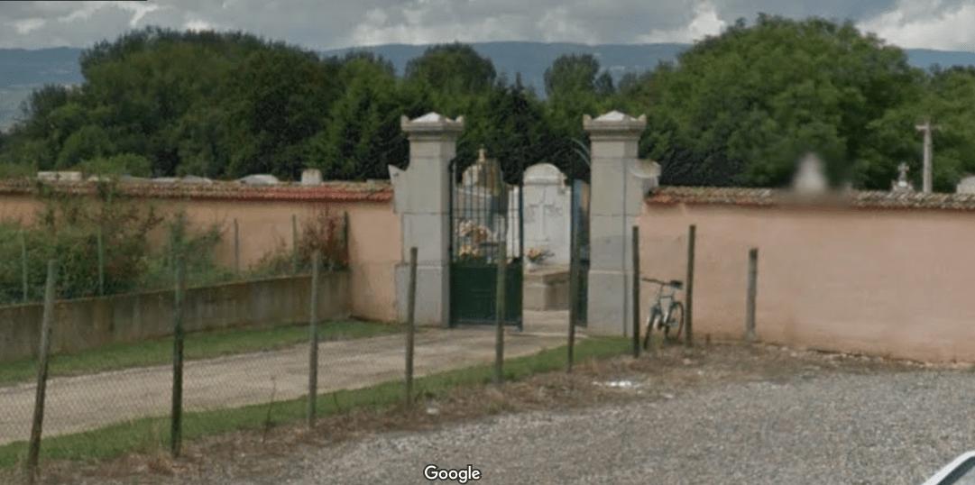 Cimetière communal de L'Hôpital-le-Grand