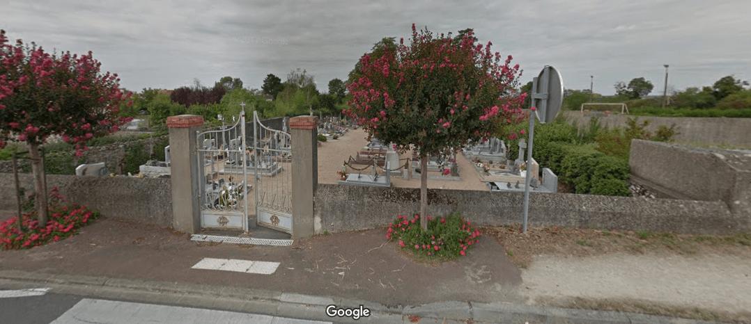 Cimetière communal de Le-Marillais