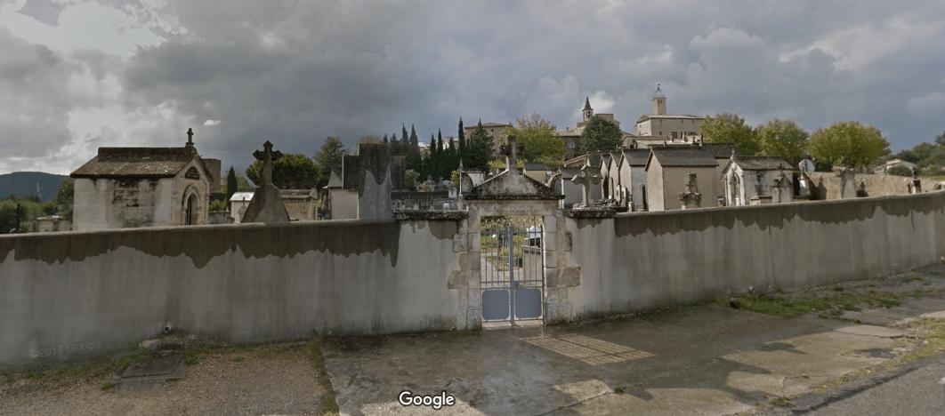 Cimetière communal de Saint-Alexandre
