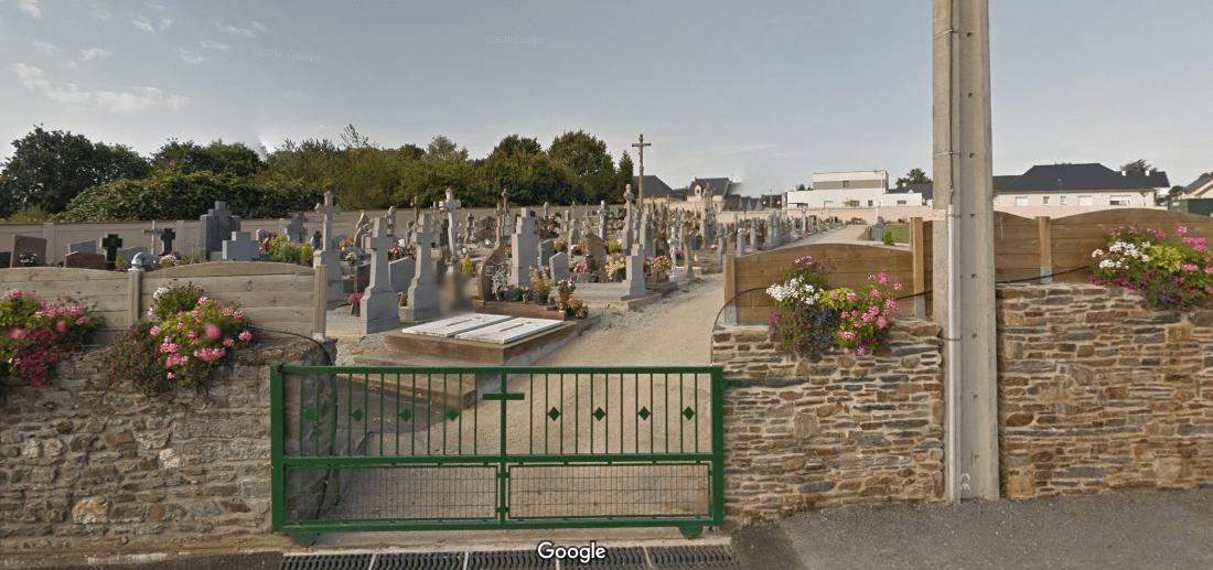 Cimetière communal de Saint-Barnabé