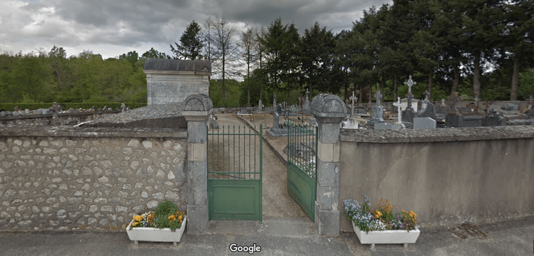 Cimetière communal de Tour-en-Sologne