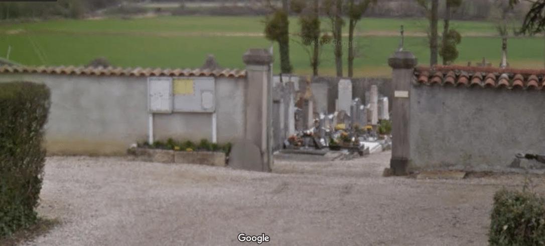 Cimetière communal de Tramoyes