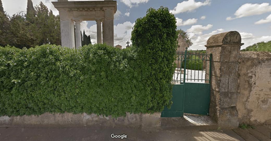 Cimetière communal de la ville de Puissalicon