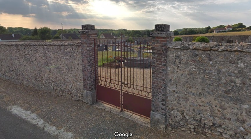 Cimetière de Bailleau-Armenonville
