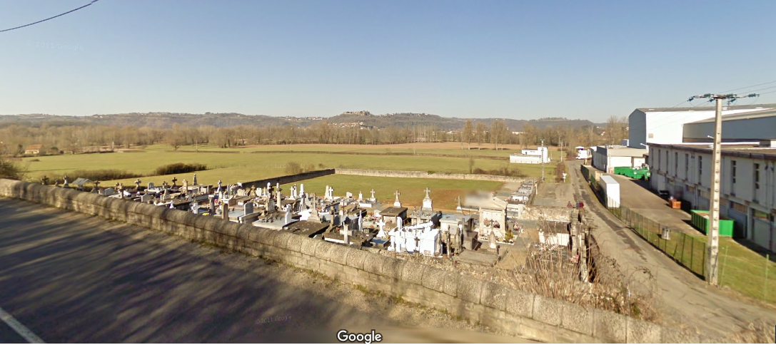 cimetière de Capdenac-Gare