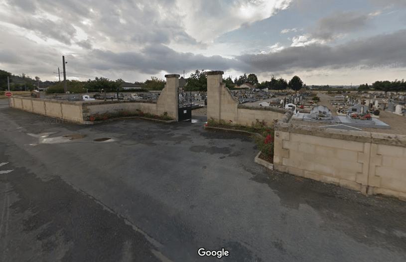 Cimetière de Saint-Magne-de-Castillon