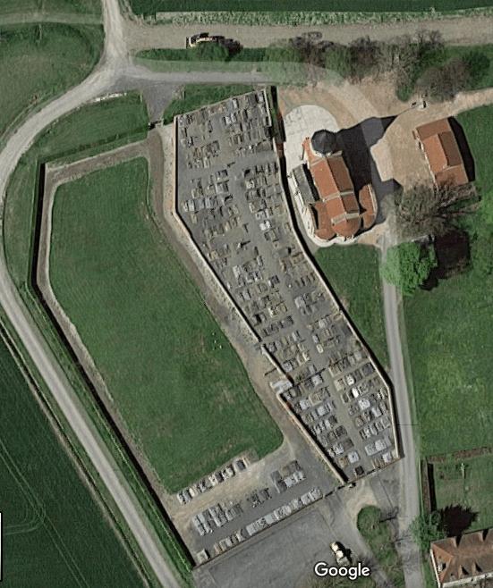Cimetière deCognat-Lyonne