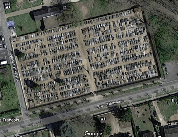 Ancien cimetière