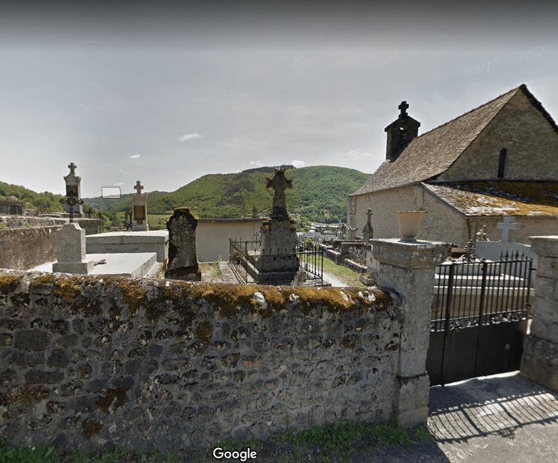 Cimetière deEntraygues-sur-Truyère