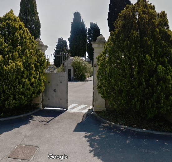 Cimetière Rue des Troènes