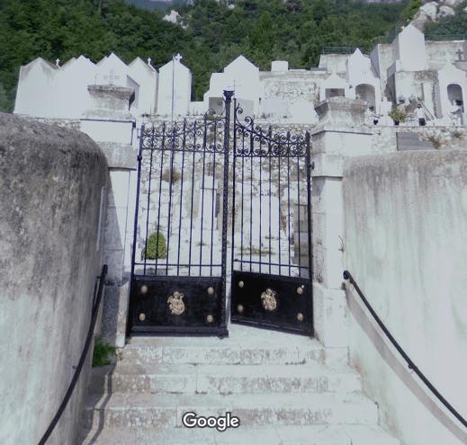Cimetière de Gorbio