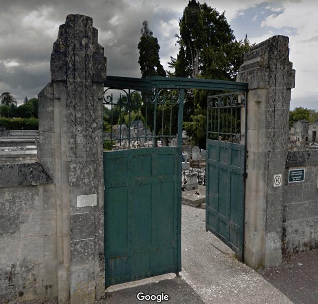 Ancien cimetière de Jonzac