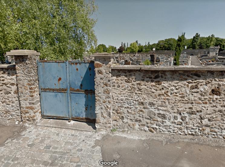 Cimetière communal du Bourget