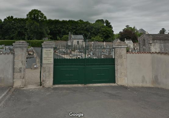 cimetière de Civray