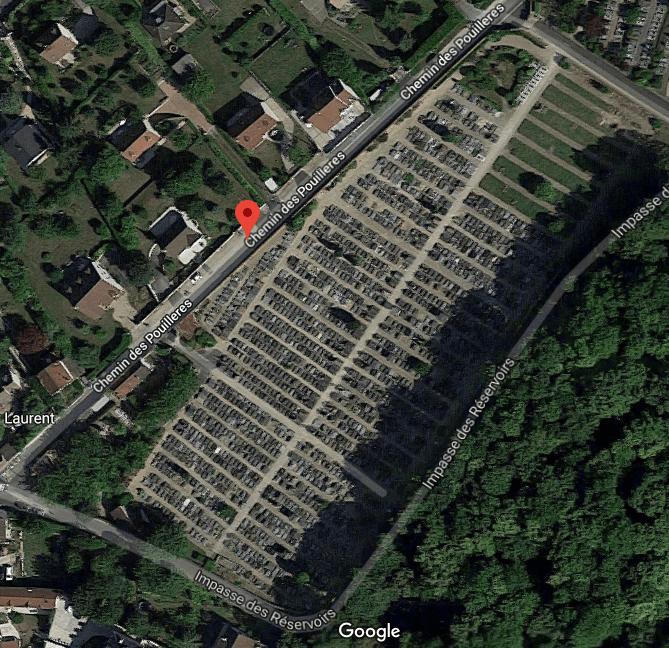 Cimetière deMeulan-en-Yvelines