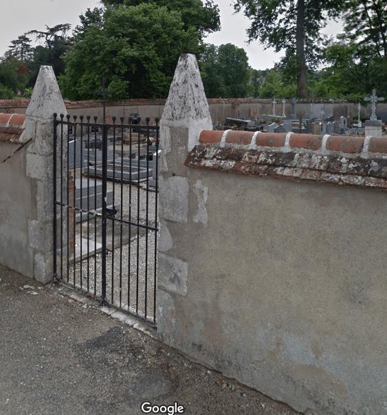 Cimetière de Mezieres-lez-clery