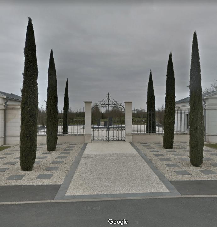 cimetière de Saint-Cyr-sur-Loir