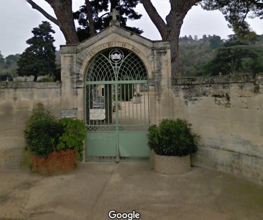 Cimetière de Montfrin
