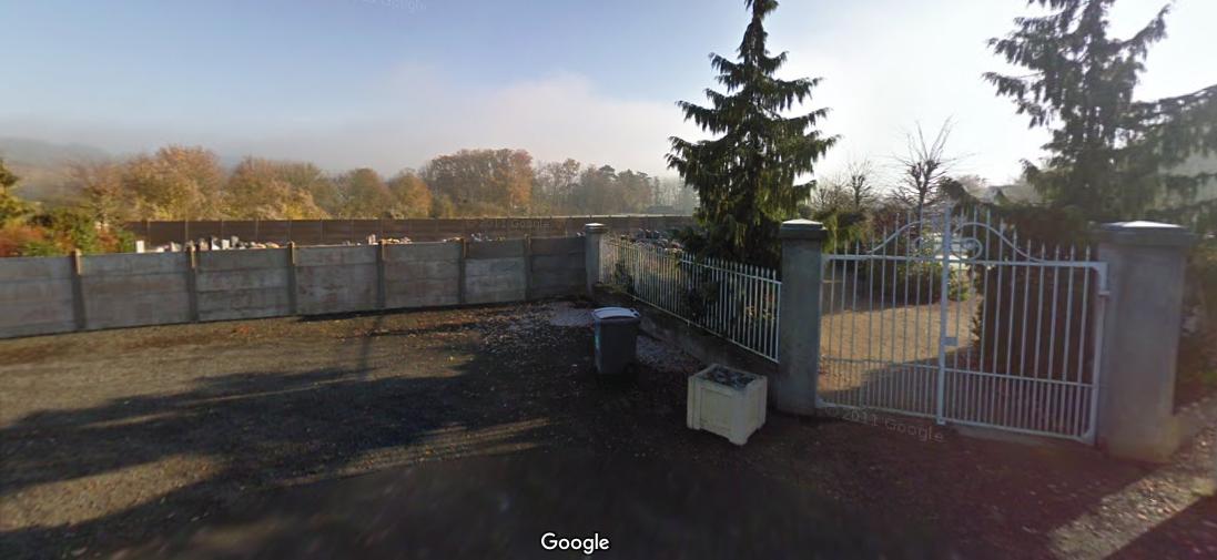 Nouveau cimetière de Châteauneuf-sur-Sarthe