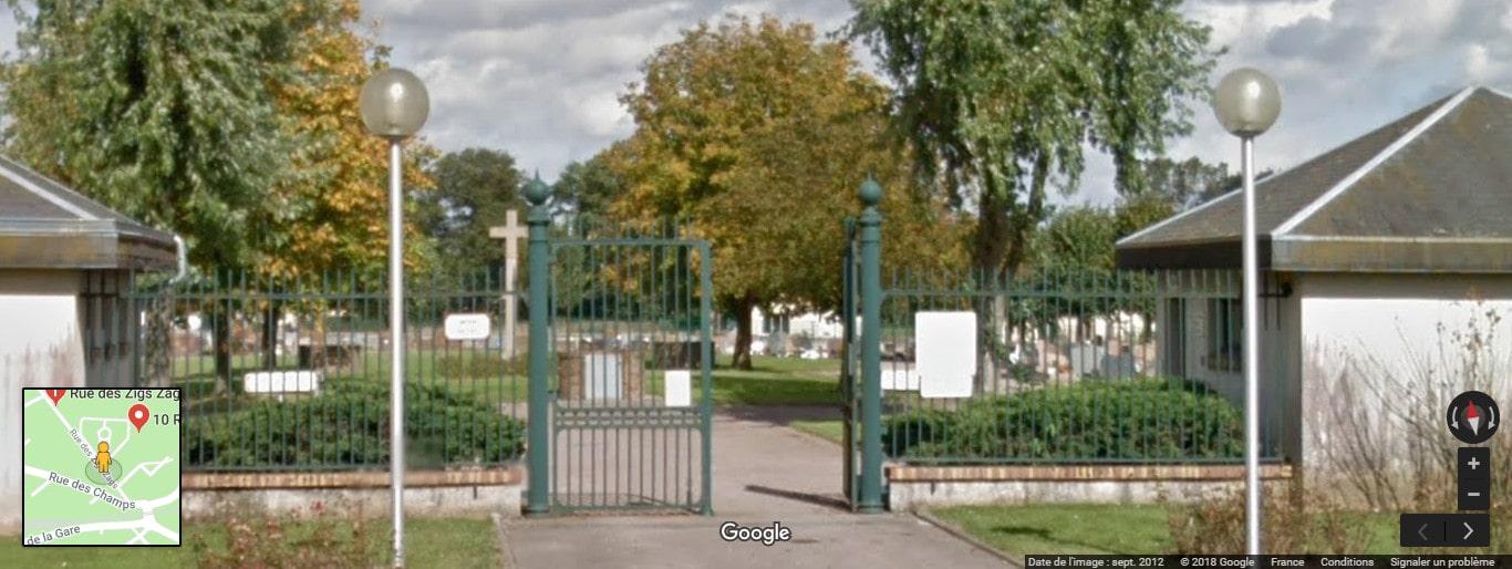 Nouveau cimetière