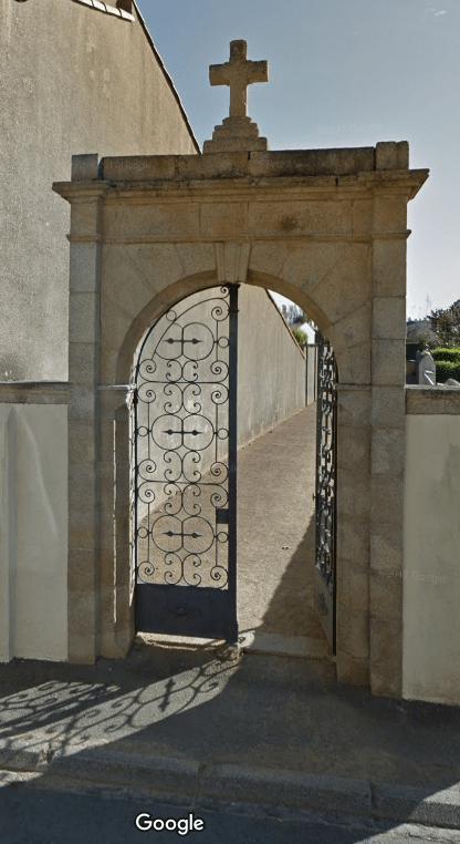 Cimetière de Nuaillé