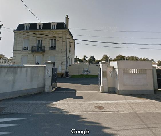 cimetière de Bordeaux