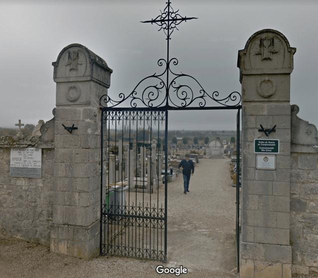 Cimetière Ville-Haute