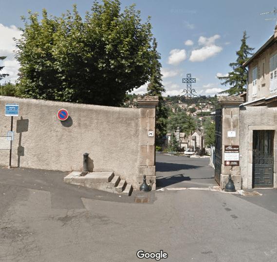Cimetière deLe Puy-en-Velay