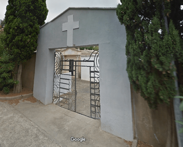 cimetière deBanyuls-sur-Mer