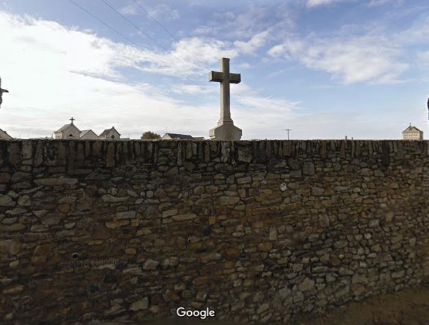 cimetière deLe-Lion-d'Angers