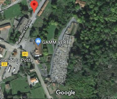 cimetière de Saint-Just-en-Chevalet