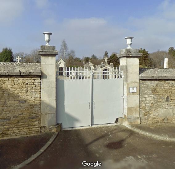 cimetière de Châtillon-sur-Seine