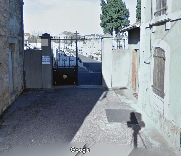 cimetière deCazouls-lès-Béziers