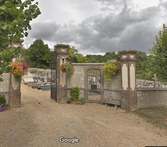 cimetière d'Ivry-la-Bataille