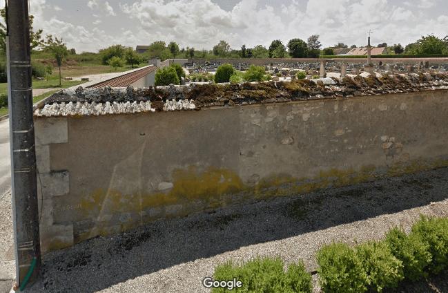 cimetière deTrouy