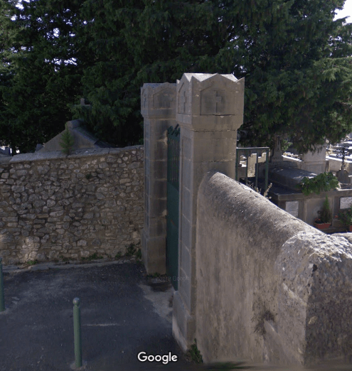 cimetière de Saint-Martin-de-Londres