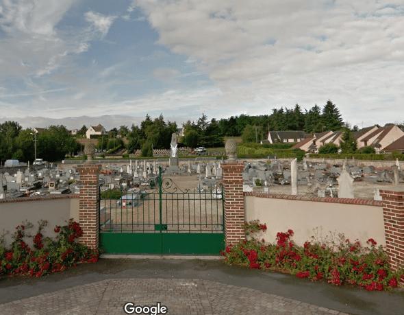 Cimetière deSaint-Lubin-des-Joncherets