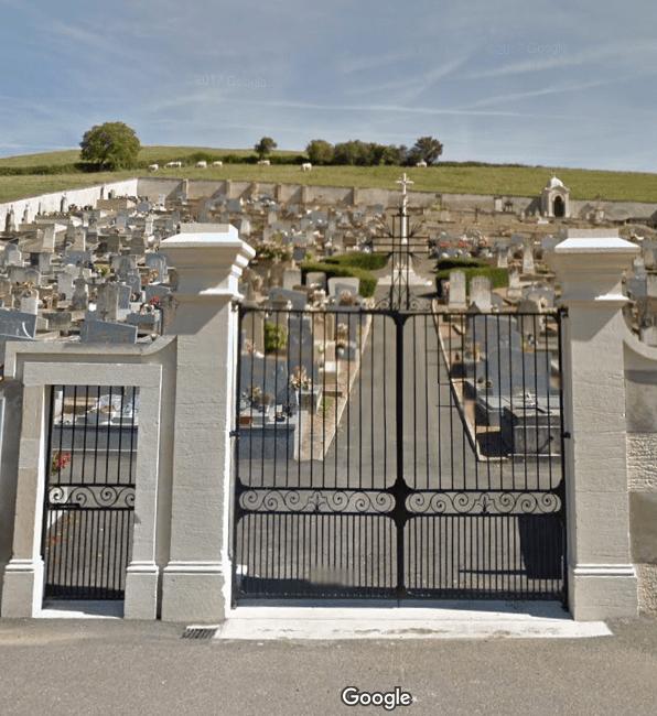 Cimetière de Saint-Nizier-sous-Charlieu